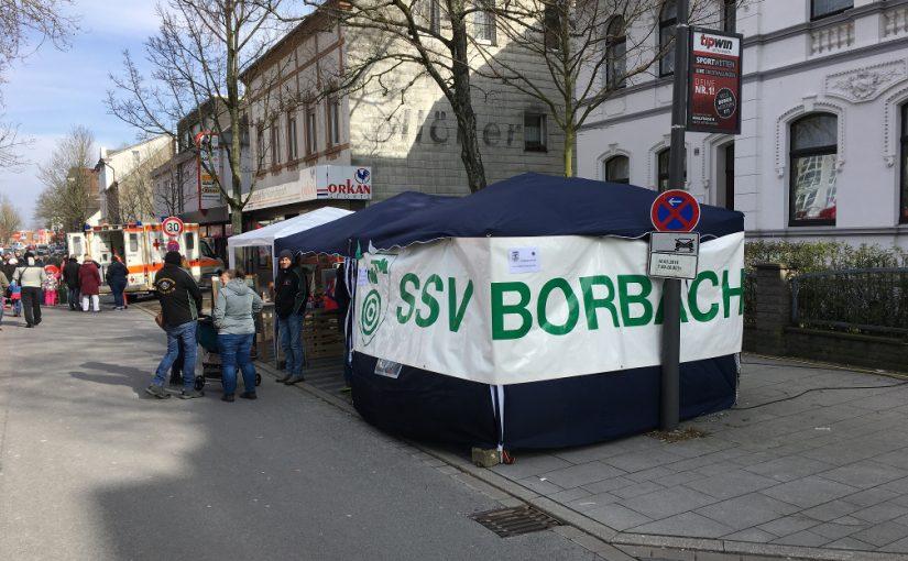 Teilnahme der Jugend am Annener Frühlingsvolksfest